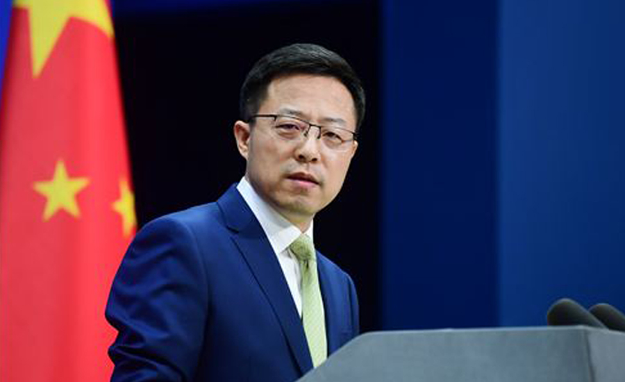 Any Attempt To Disrupt Building Of CPEC Will Be Foiled: Chinese Foreign Ministry